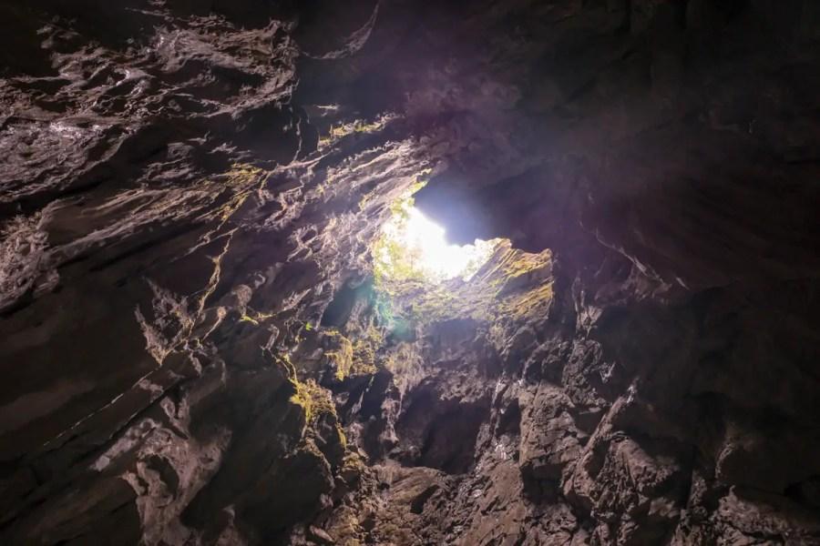 Gunung mulu wind cave