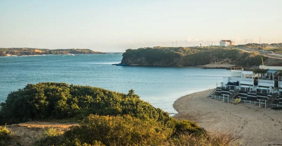 Praia da Franquia - Vila Nova de Milfontes