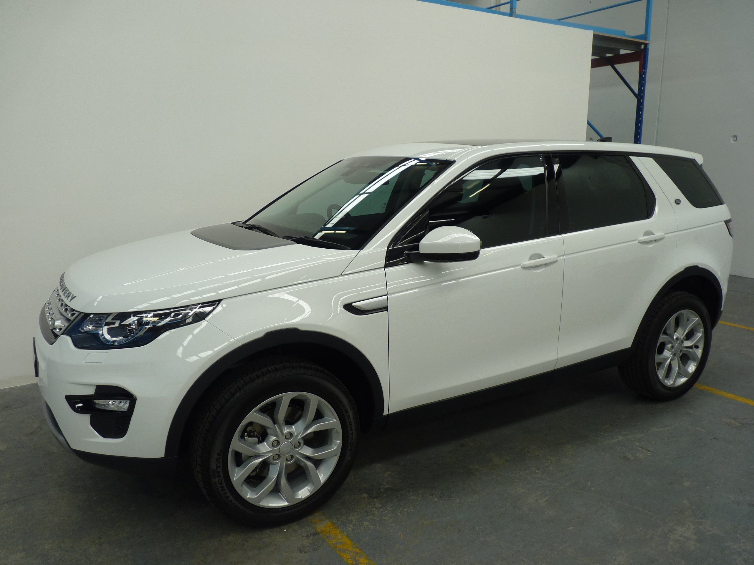Range Rover winguard Adelaide PPF XPEL