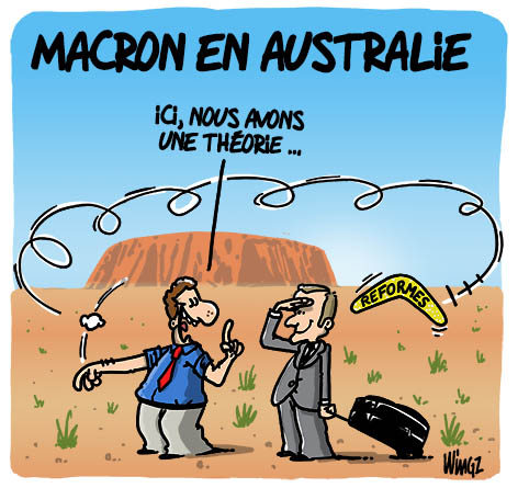 macron réformes boomerang
