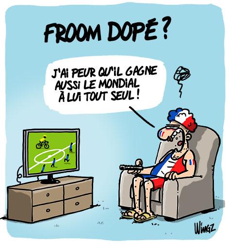 dopage mondial velo