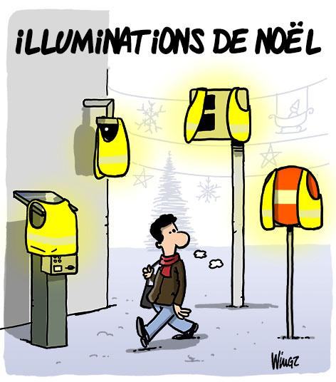 Humour festif en images Illuminations-noel