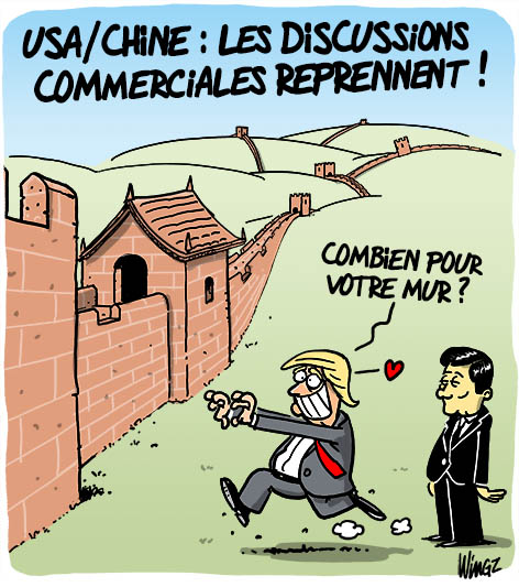 construction mur trump mexique
