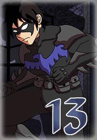 Batman Family: Legacy - Capitulo 13. Yo te apoyaré