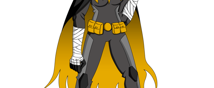 "Cassandra Cain / Black Bat de ""Batman Family: Legacy"""