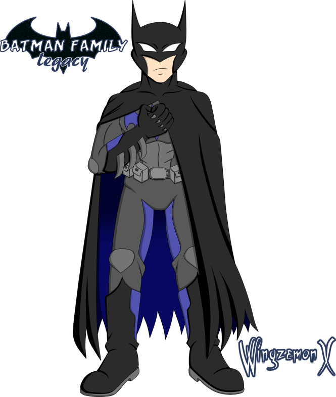 "Barbara Gordon / Batgirl de ""Batman Family: Legacy"""