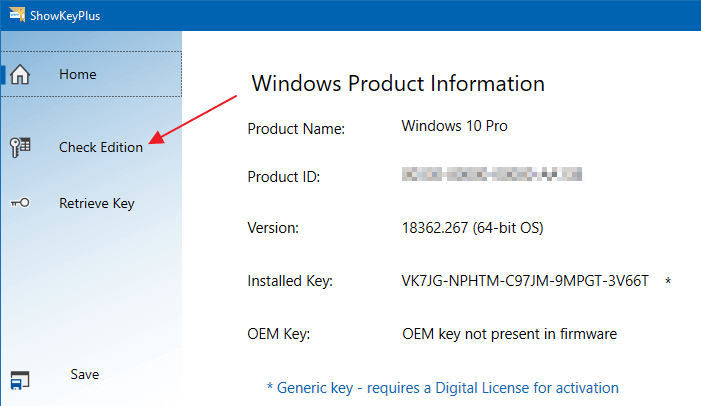 How to Recover Product Keys Offline from Unbootable Windows