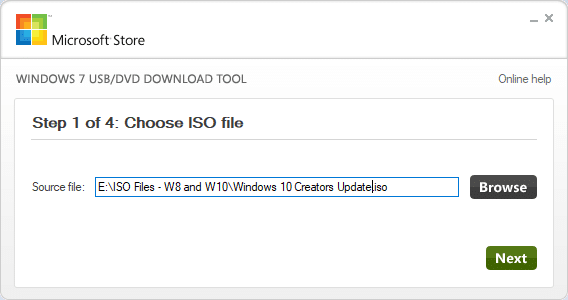 windows 10 iso to usb flash drive
