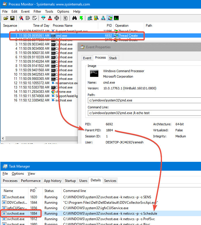 Command Prompt Pops up Randomly Closes Quickly » Winhelponline