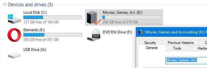 Fix] Disk Space Usage Bar Missing in This PC (My Computer