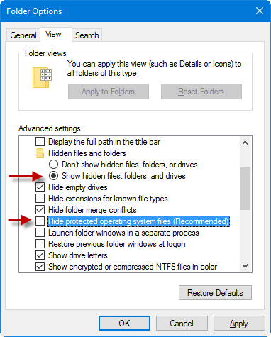 How to Copy Files from Multiple Sub-folders to a Single