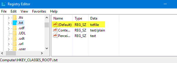 how to change the file type of exe