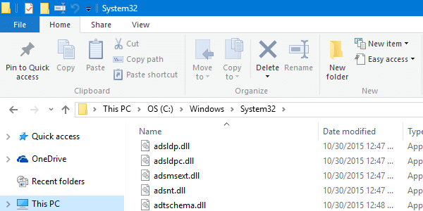 How to Reset Default System Font Settings (to Segoe UI) in