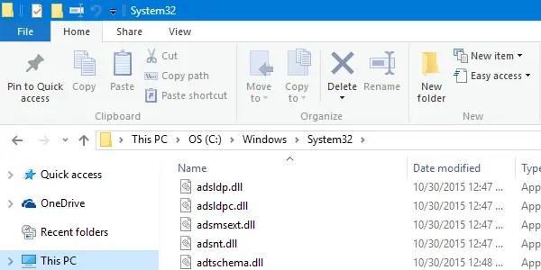 segoe ui as default system font