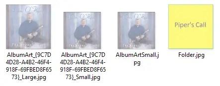 wmp overwrite album art