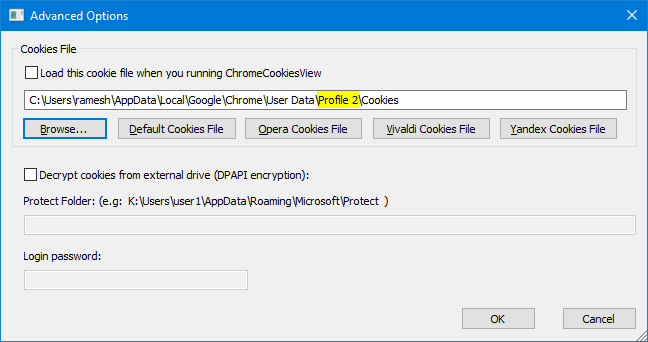 How to Clear Chrome History and Cookies for a Particular