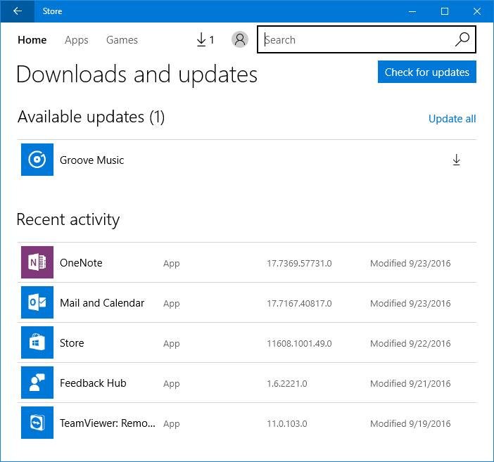 stop windows store apps automatic update
