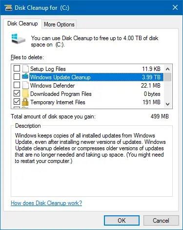 how to clean winsxs folder in windows 2008