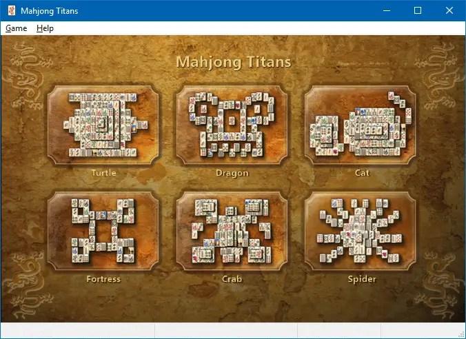 Mahjong Titans Kostenlos Download