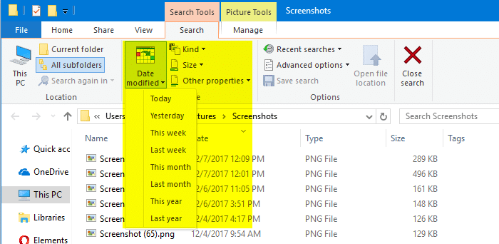 delete files older than x days in windows