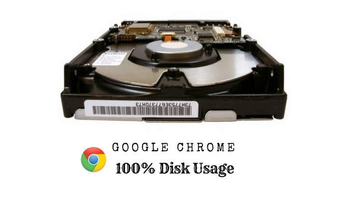 Fix Google Chrome High Disk Usage (100%) Problem » Winhelponline