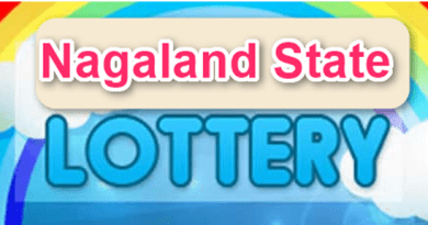 Nagaland State lottery- know the results now