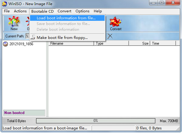 Free WinISO Maker - The ISO editing software to create ...