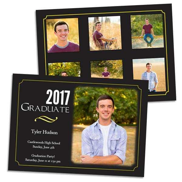 Best Place Order Graduation Announcements