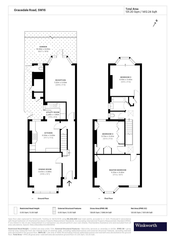 3 Bedroom Property For Sale In Gracedale Road London