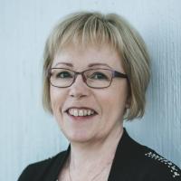 Toimistopäällikkö Arja Seijari