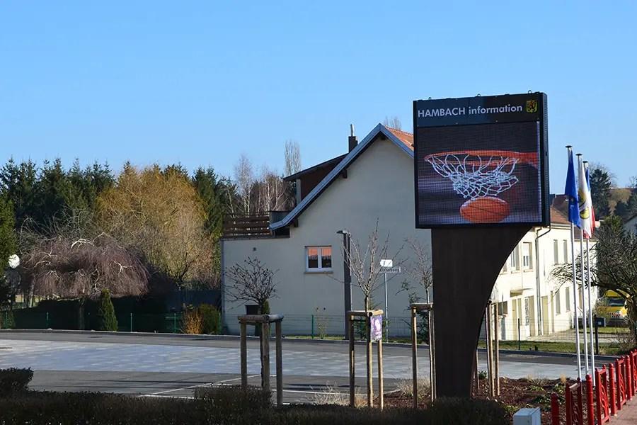 Mairie de Hambach
