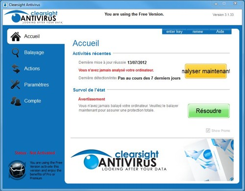 Clearsight Antivirus