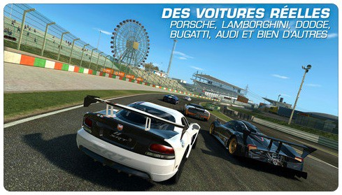 Real Racing 3 jeu