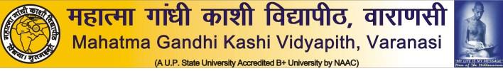 MGKVP UG PG Date Sheet 2017 Kashi Vidyapith Time Table Exam Dates