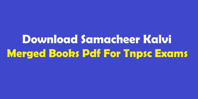 Books For Tnpsc Preparation - VAO Group 1 4 2 2A Books Pdf