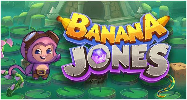 Banana Jones slot