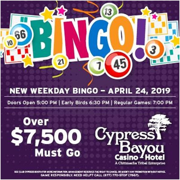 Bingo games at Montana casinos