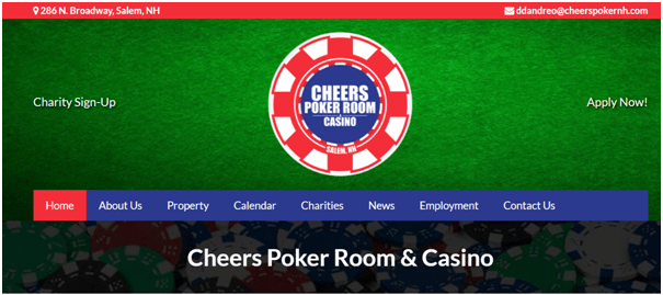 Cheers Poker Room