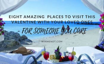 Eight amazing places to visit this Valentine with your loved ones