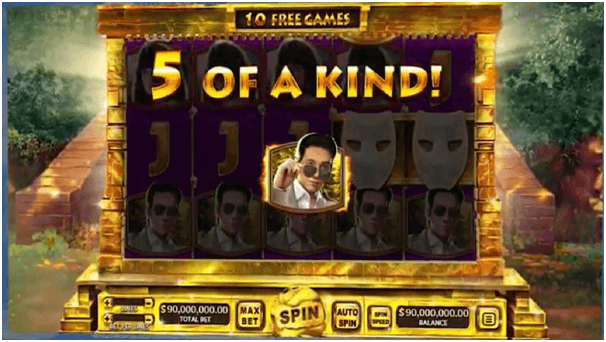 Fire Dragon slot features