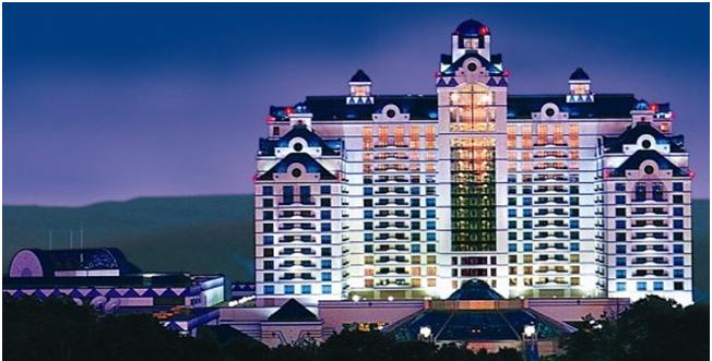 Foxwoods casino resort