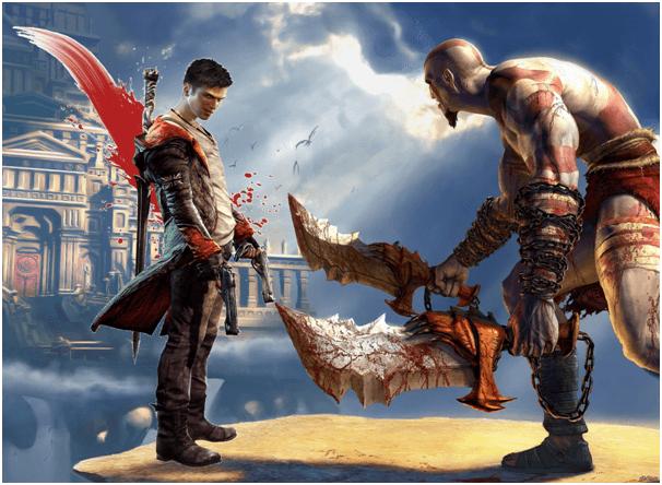 Gods of war- Blade of Chaos