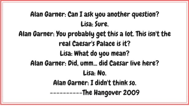 Hangover Caesar Movie Clip