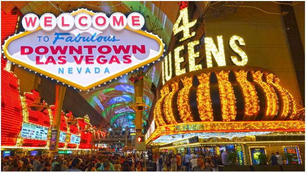 Visit Las Vegas this Valentine