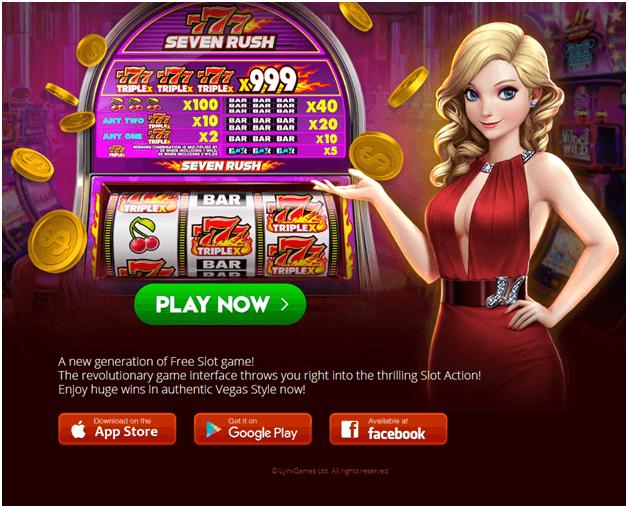 High roller Vegas Casino slot game app