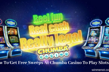 How To Get Free Sweeps At Chumba Casino To Play Slots