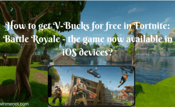 How to get V-Bucks for free in Fortnite_ Battle Royale the game now available in iOS devices_