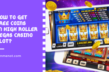 How to get free coins in High Roller Vegas casino slot_