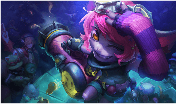 How to get free skins in League of Legends