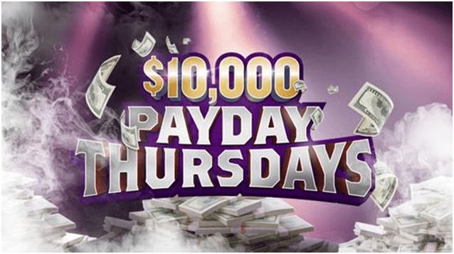 Payday Thursdays